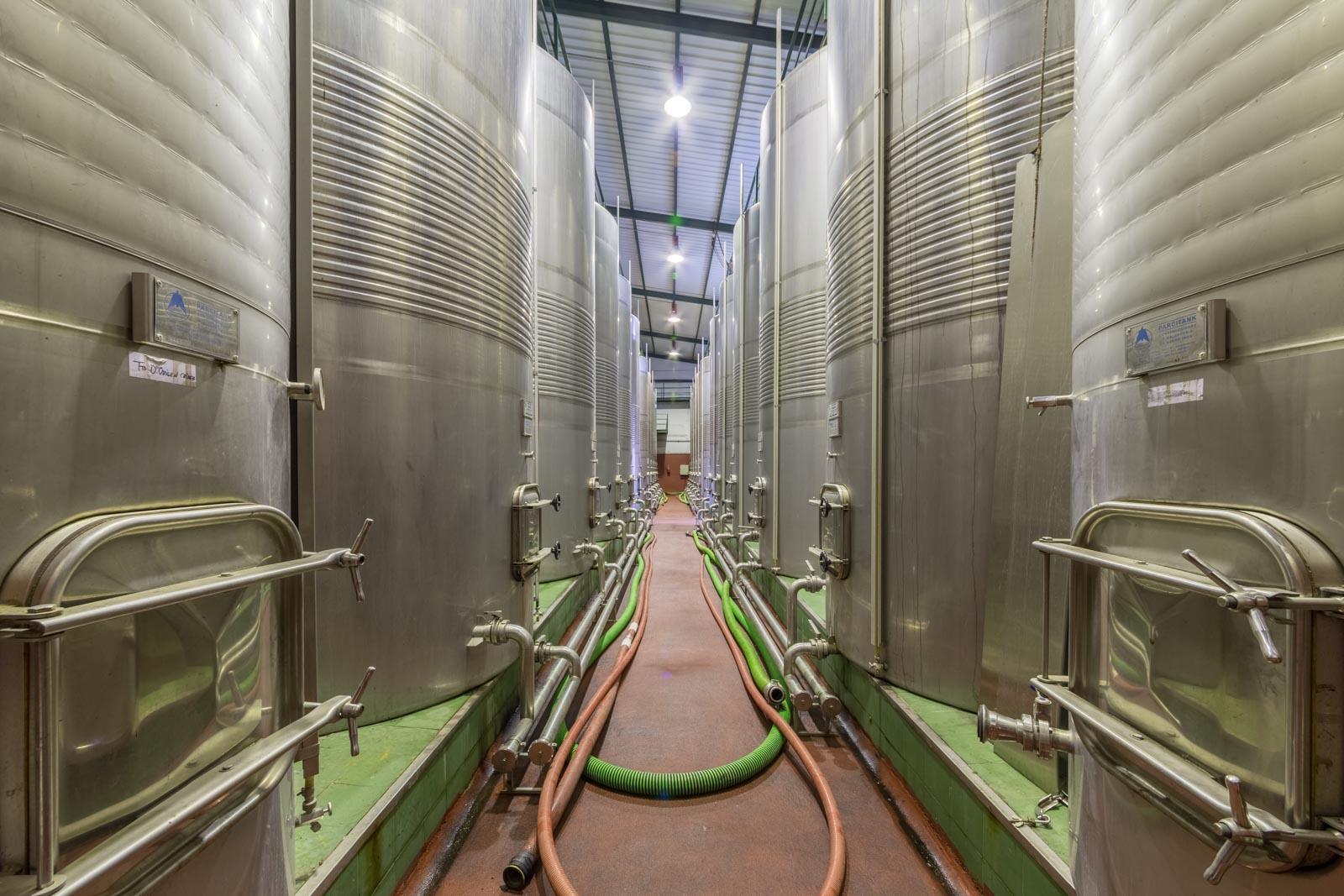 Das Weingut zu verkaufen DO Vinos de Madrid 30 km von Madrid-Zentrum in Spanien