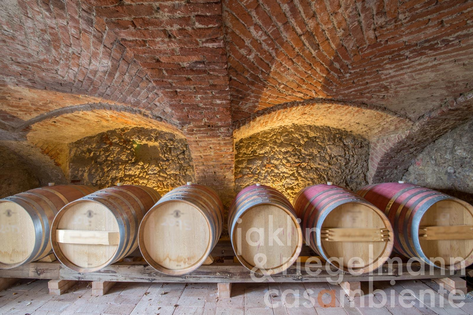 South Styrian Wine Route, winery with farm-stead and wine tavern
