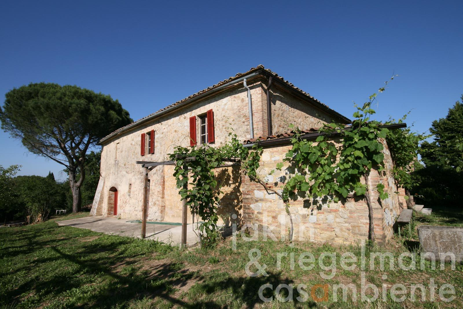 Country House For Sale In Italy Tuscany Siena