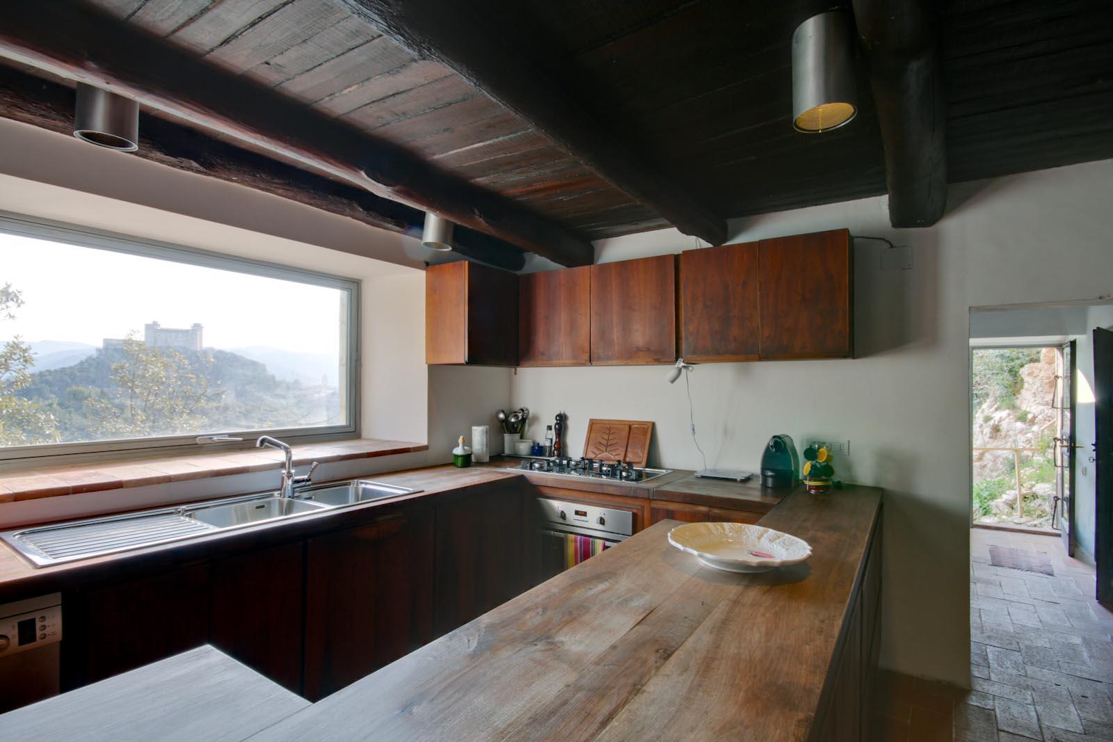 Beautiful Cucina Con Vista Pictures - Orna.info - orna.info