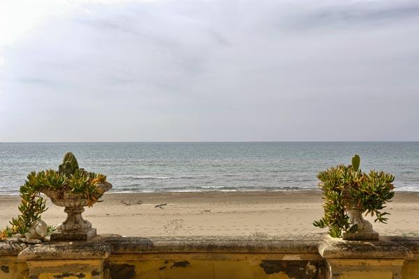 Italia, Toscana, Marina di Castagneto Carducci, Appartamento direttamente sul Mare
