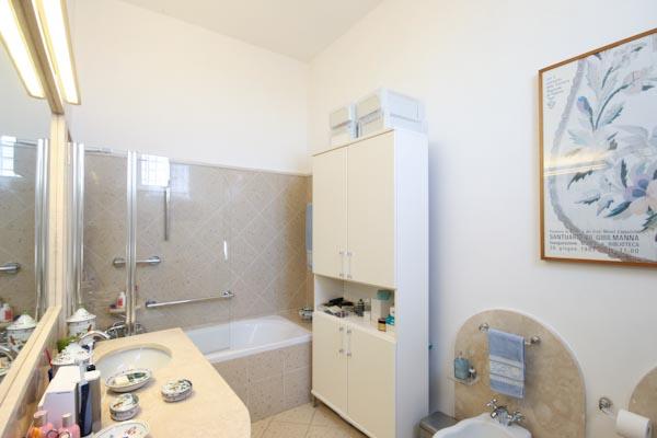 Das en-suite Badezimmer