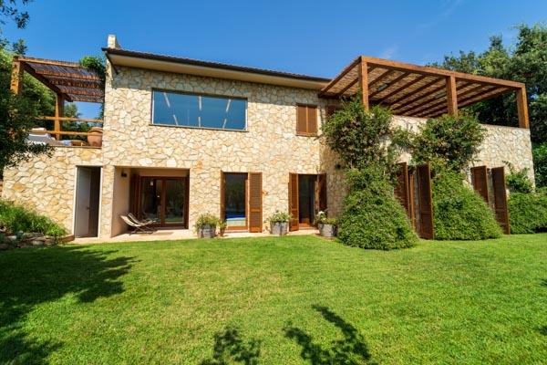 Luxurious villa in Punta Ala on the Tuscan coast