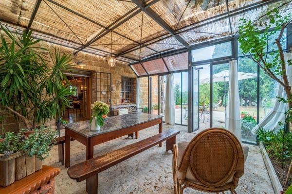 Landhaus mit Gästehaus und Pool nahe Pienza mit Blick auf das Val d'Orcia